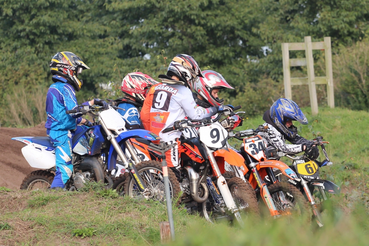MX Junior Training