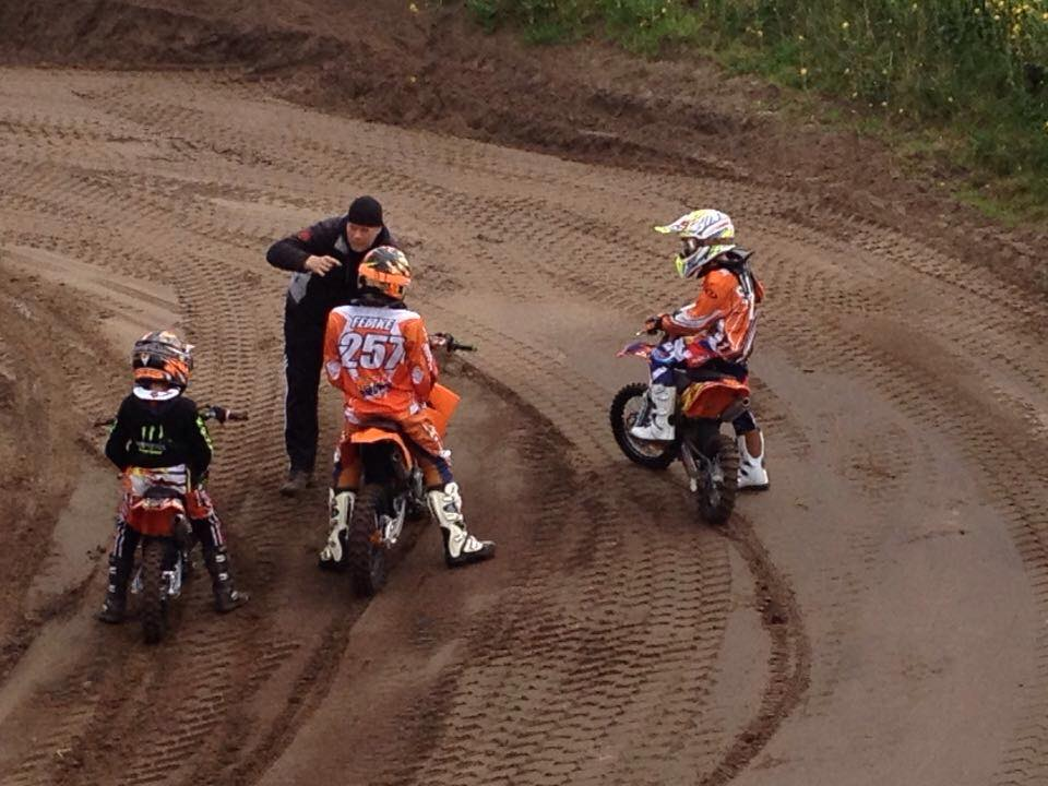 MX Junior Joure